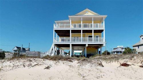 Photo of 424 W GORRIE DR, Saint George Island, FL 32328 (MLS # 304818)