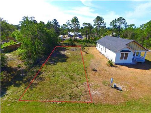 Photo of 116 GULF TERRACE LN #LOT 7, Port Saint Joe, FL 32456 (MLS # 258912)