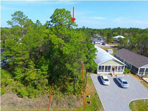 Photo of Lot 26 GULF TERRACE LN #LOT 26, Port Saint Joe, FL 32456 (MLS # 258914)