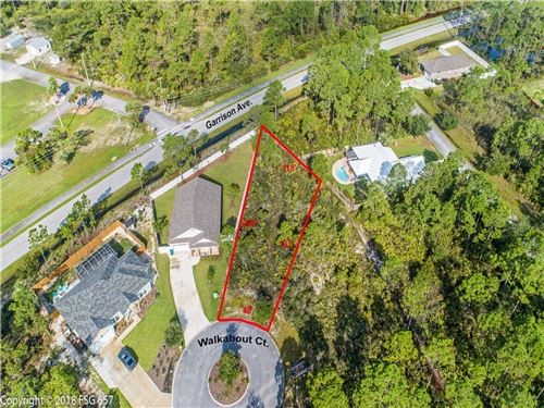 Photo of Lot 15 WALKABOUT CT #Lot 15, Port Saint Joe, FL 32456 (MLS # 302938)