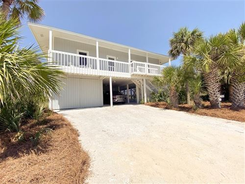 Photo of 679 SECLUDED DUNES DR, Cape San Blas, FL 32456 (MLS # 307964)