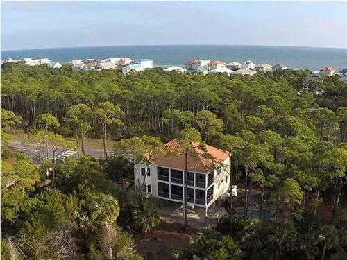 Photo of 2223 EGRET POINT RD, Saint George Island, FL 32328 (MLS # 303965)