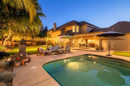 Photo of 9966 N Heather Drive, Fresno, CA 93720 (MLS # 559244)