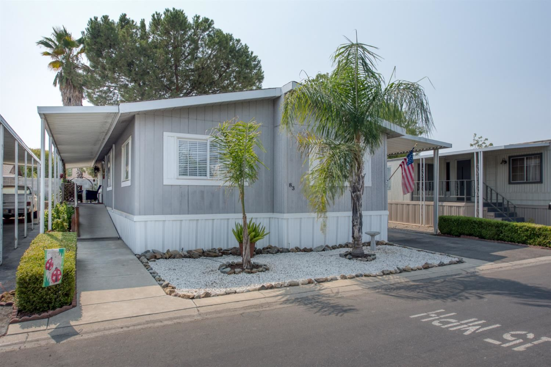 221 W Herndon Avenue #83, Fresno, CA 93650 - MLS#: 548503