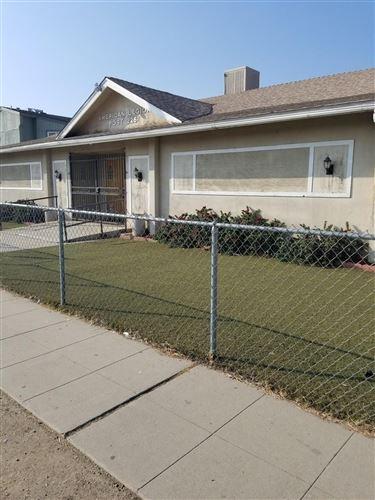 Photo of 507 Center Street, Orange Cove, CA 93646 (MLS # 551524)