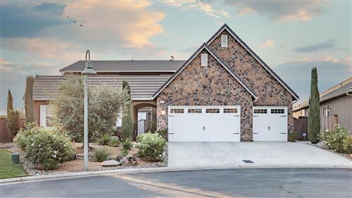 Photo of 4393 N Golden Sunset Way, Clovis, CA 93619 (MLS # 554722)