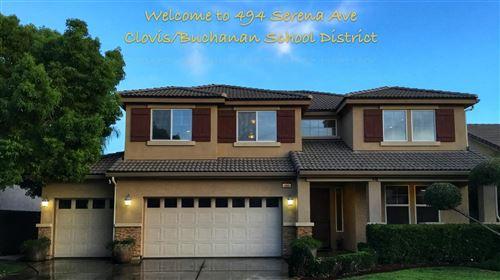 Photo of 494 Serena Avenue, Clovis, CA 93619 (MLS # 543794)