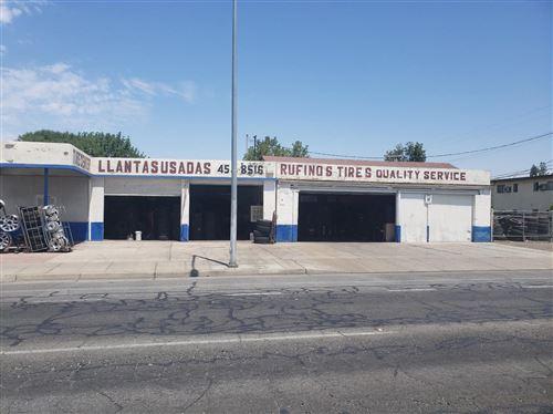Photo of 4693 E Kings Canyon Road, Fresno, CA 93702 (MLS # 563850)