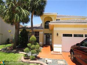 Photo of 18435 NW 12th St, Pembroke Pines, FL 33029 (MLS # F10119000)