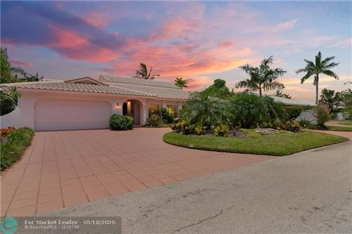Photo of 3061 NE 41st St, Fort Lauderdale, FL 33308 (MLS # F10178000)