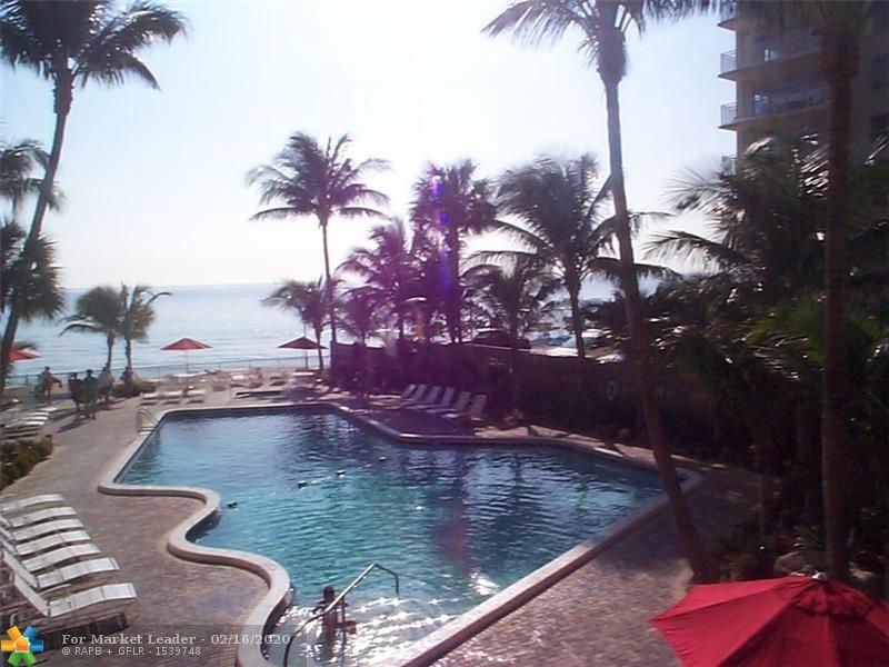 Photo of 3800 Galt Ocean Dr #609, Fort Lauderdale, FL 33308 (MLS # F10217000)