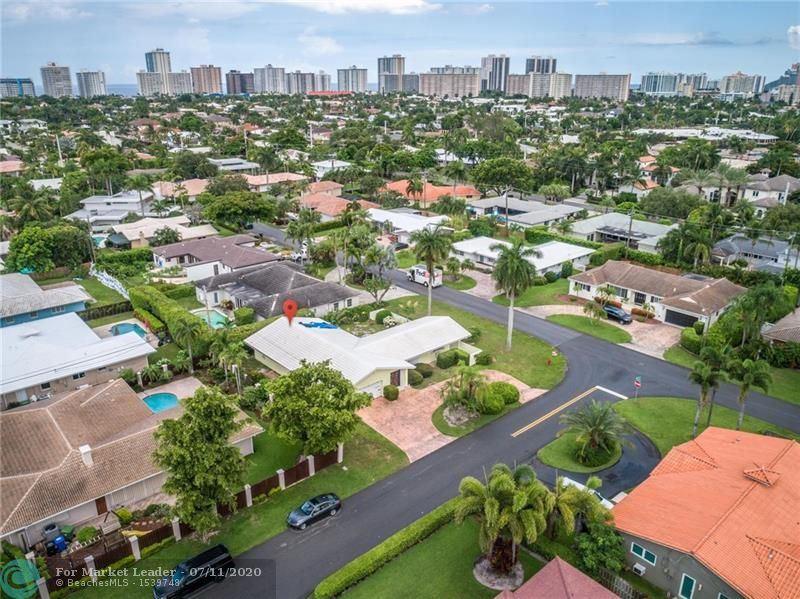 Photo of 4010 NE 28th Ave, Fort Lauderdale, FL 33308 (MLS # F10237000)