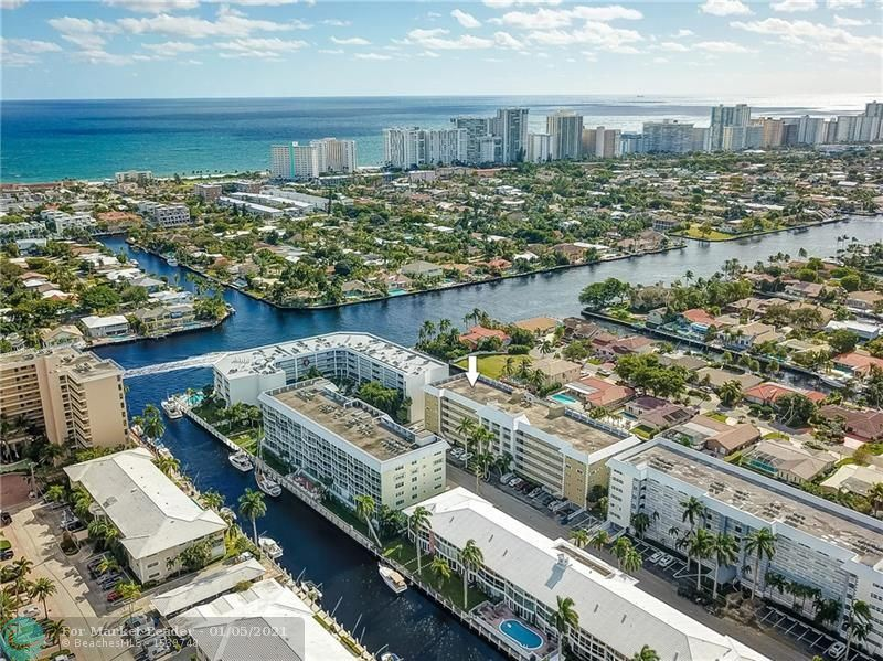3080 NE 47th Ct #502, Fort Lauderdale, FL 33308 - #: F10262000