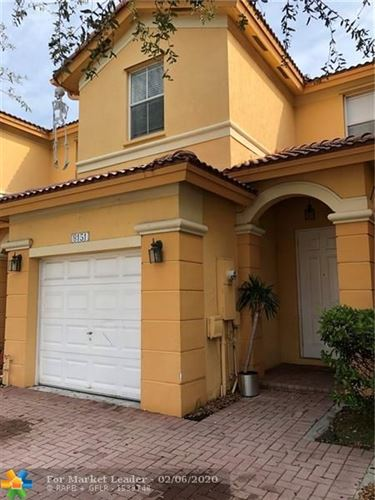 Photo of 8151 NW 107th Ct #8151, Doral, FL 33178 (MLS # F10183001)
