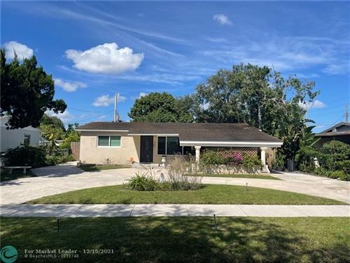 Photo of 6821 Douglas, Hollywood, FL 33024 (MLS # F10305001)
