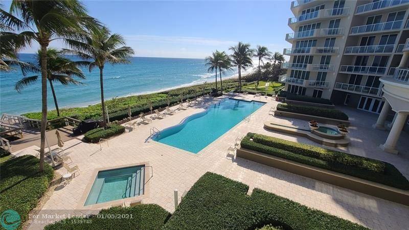 1063 Hillsboro Mile #309, Hillsboro Beach, FL 33062 - MLS#: F10264001
