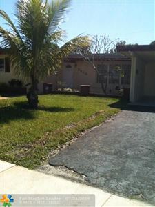 Photo of 3840 Tennessee Ave, Fort Lauderdale, FL 33312 (MLS # F10186002)