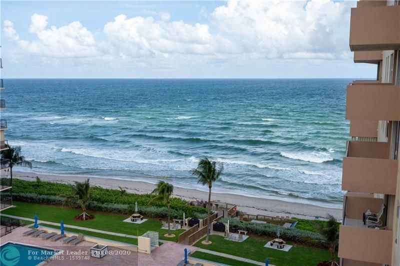 1147 Hillsboro Mile #809, Hillsboro Beach, FL 33062 - #: F10252004