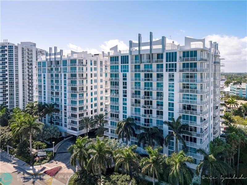 2831 N Ocean Blvd #504N, Fort Lauderdale, FL 33308 - #: F10301004