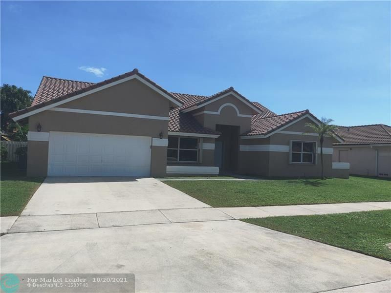 401 NW 162nd Ave, Pembroke Pines, FL 33028 - #: F10305004