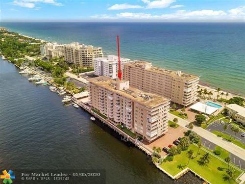Photo of 1050 Hillsboro Mile #901W, Hillsboro Beach, FL 33062 (MLS # F10205005)