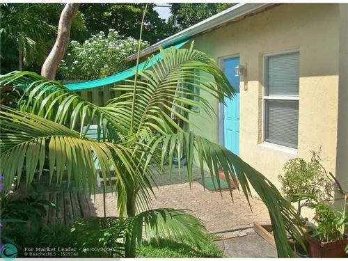 Tiny photo for 1108 UNIT B 3, Fort Lauderdale, FL 33301 (MLS # F10224005)