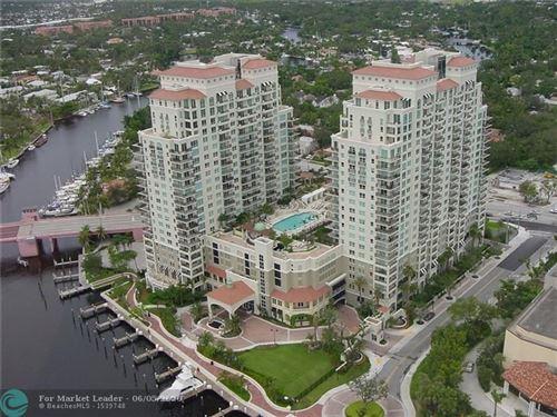 Photo of 610 W LAS OLAS BLVD #818N, Fort Lauderdale, FL 33312 (MLS # F10227005)