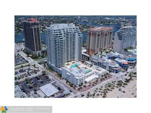 Photo of 101 S Fort Lauderdale Beach Blvd #702, Fort Lauderdale, FL 33316 (MLS # F10081006)