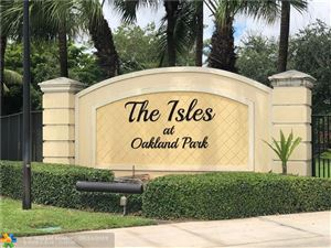 Photo of 3164 NW 32nd Ct #3164, Oakland Park, FL 33309 (MLS # F10191006)