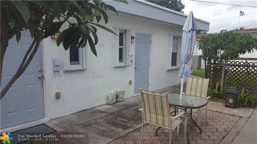 Photo of 31 SW 10th St #1, Dania Beach, FL 33004 (MLS # F10215006)