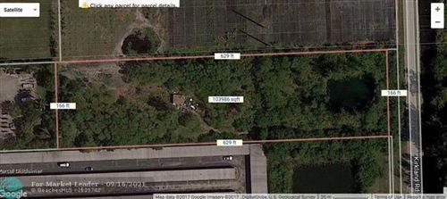 Photo of 5355 SW 76th Ave, Davie, FL 33328 (MLS # F10301006)