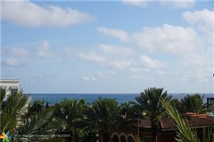 Photo of 4445 El Mar Dr #414, Lauderdale By The Sea, FL 33308 (MLS # F10188007)