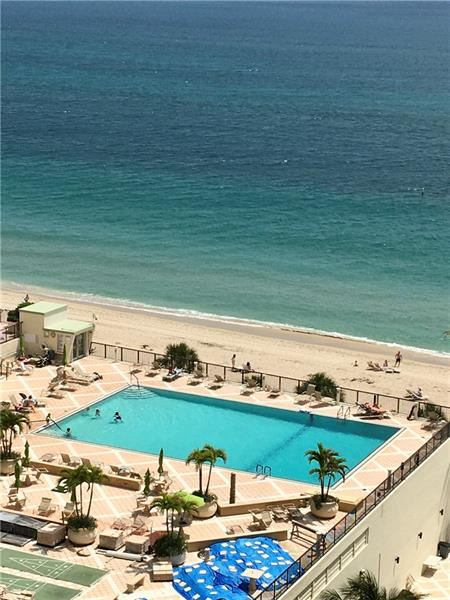Photo of 4250 Galt Ocean Dr #12E, Fort Lauderdale, FL 33308 (MLS # F10281007)