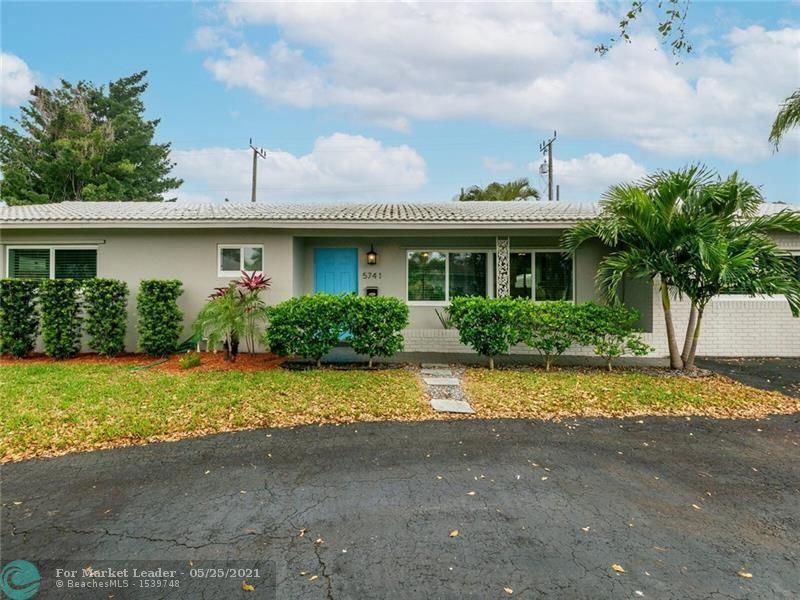 Photo of 5741 NE 18th Ter, Fort Lauderdale, FL 33308 (MLS # F10284007)