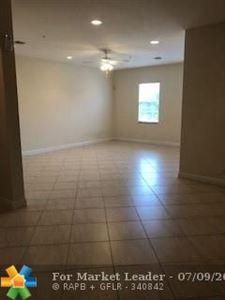 Tiny photo for 6841 Lakeside Cir #109, Davie, FL 33314 (MLS # F10184008)