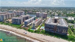 Photo of 1161 Hillsboro Mile #203, Hillsboro Beach, FL 33062 (MLS # F10186008)