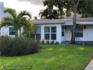 Photo of 625 NE 14th Ave #7, Fort Lauderdale, FL 33304 (MLS # F10194008)