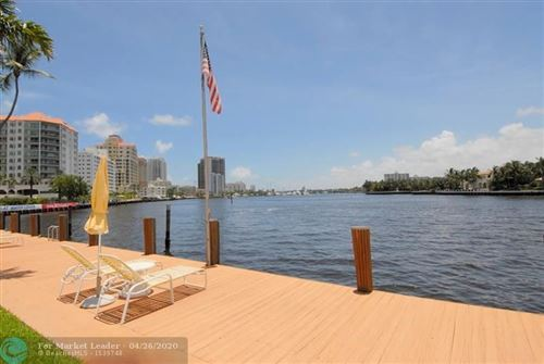 Tiny photo for 341 N Birch Rd #208, Fort Lauderdale, FL 33304 (MLS # F10223009)