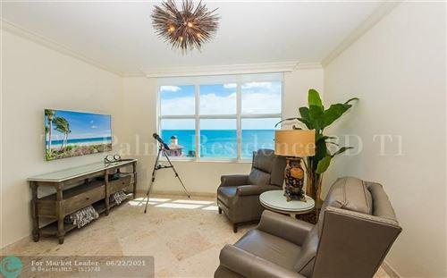 Photo of 2100 N Ocean Blvd #8D, Fort Lauderdale, FL 33305 (MLS # F10273009)