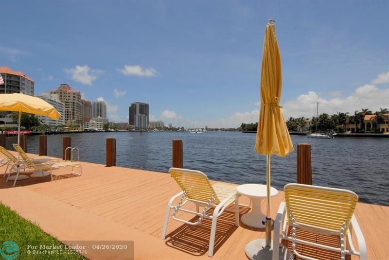 Photo for 341 N Birch Rd #208, Fort Lauderdale, FL 33304 (MLS # F10223009)