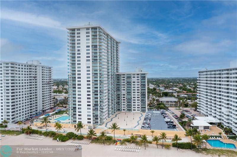 Photo of 3900 Galt Ocean Dr #712, Fort Lauderdale, FL 33308 (MLS # F10297009)