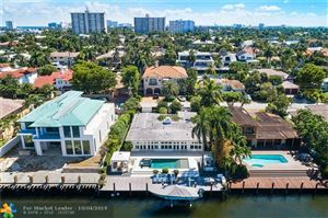 Photo of 2401 Sea Island Dr, Fort Lauderdale, FL 33301 (MLS # F10197010)