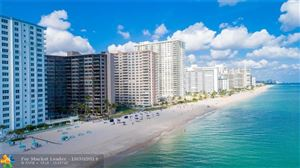 Photo of 3800 Galt Ocean Dr #PH 5 & 6, Fort Lauderdale, FL 33308 (MLS # F10201010)