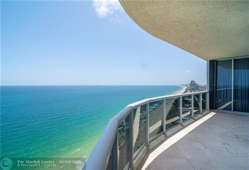 Photo of 3200 N Ocean Blvd #2209, Fort Lauderdale, FL 33308 (MLS # F10284011)