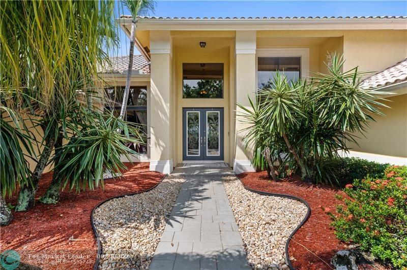12341 S Eagle Trace Blvd, Coral Springs, FL 33071 - #: F10250011