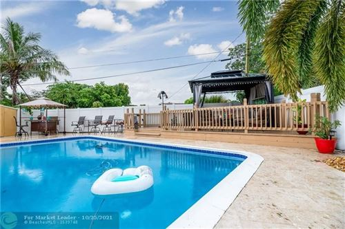 Photo of 3380 NW 46th Ave, Lauderdale Lakes, FL 33319 (MLS # F10305013)