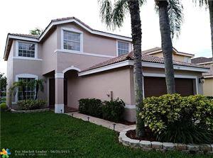 Photo of 3125 SW 176th Way, Miramar, FL 33029 (MLS # F10181014)