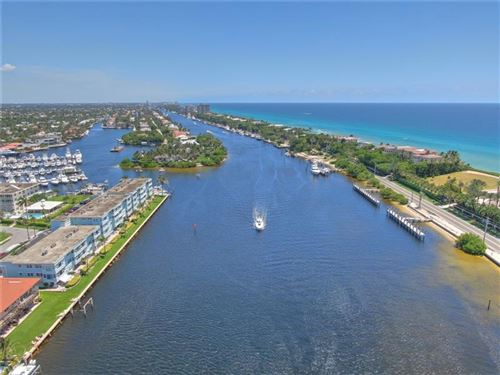 Photo of 2758 NE 30th Ave #3B, Lighthouse Point, FL 33064 (MLS # F10267014)