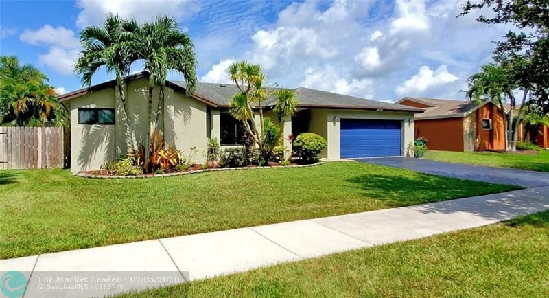 Photo of 4815 SW 120TH AVE, Cooper City, FL 33330 (MLS # F10237014)