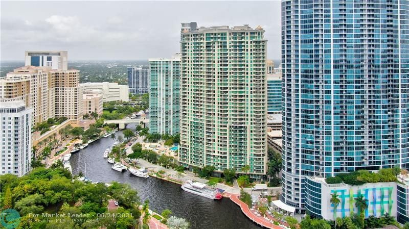 Photo of 411 N New River Dr #1204, Fort Lauderdale, FL 33301 (MLS # F10290014)